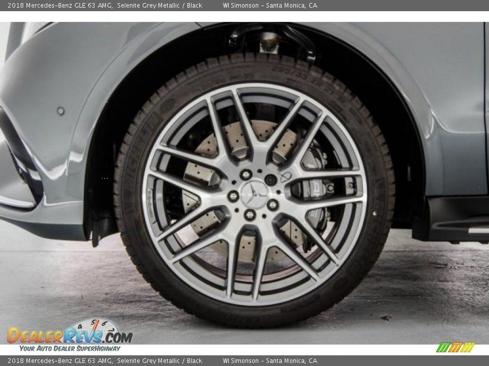 2018 Mercedes-Benz GLE 63 AMG Wheel Photo #8