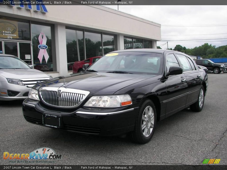 Lincoln Town Car Executive Series For Sale