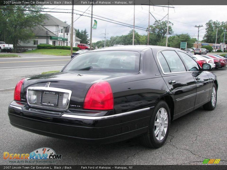 2007 lincoln town car executive l black black photo 3 for State motors lincoln dealer manchester nh