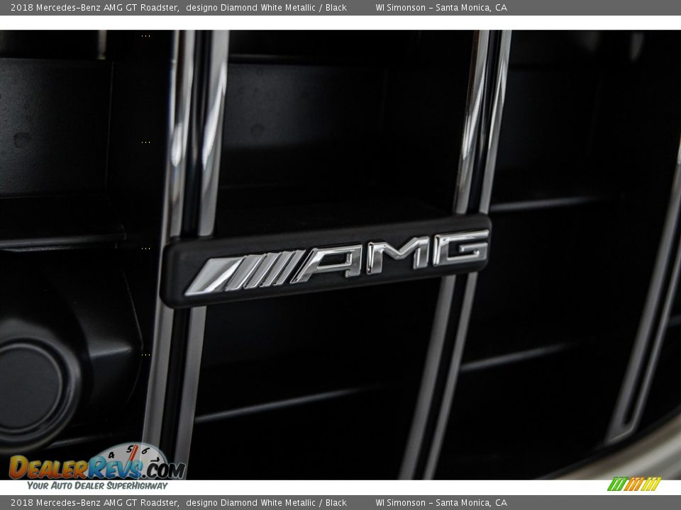2018 Mercedes-Benz AMG GT Roadster Logo Photo #12