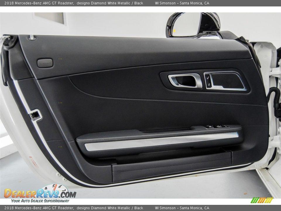 Door Panel of 2018 Mercedes-Benz AMG GT Roadster Photo #33