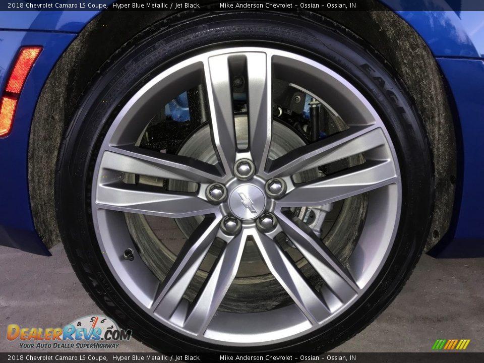 2018 Chevrolet Camaro LS Coupe Wheel Photo #4