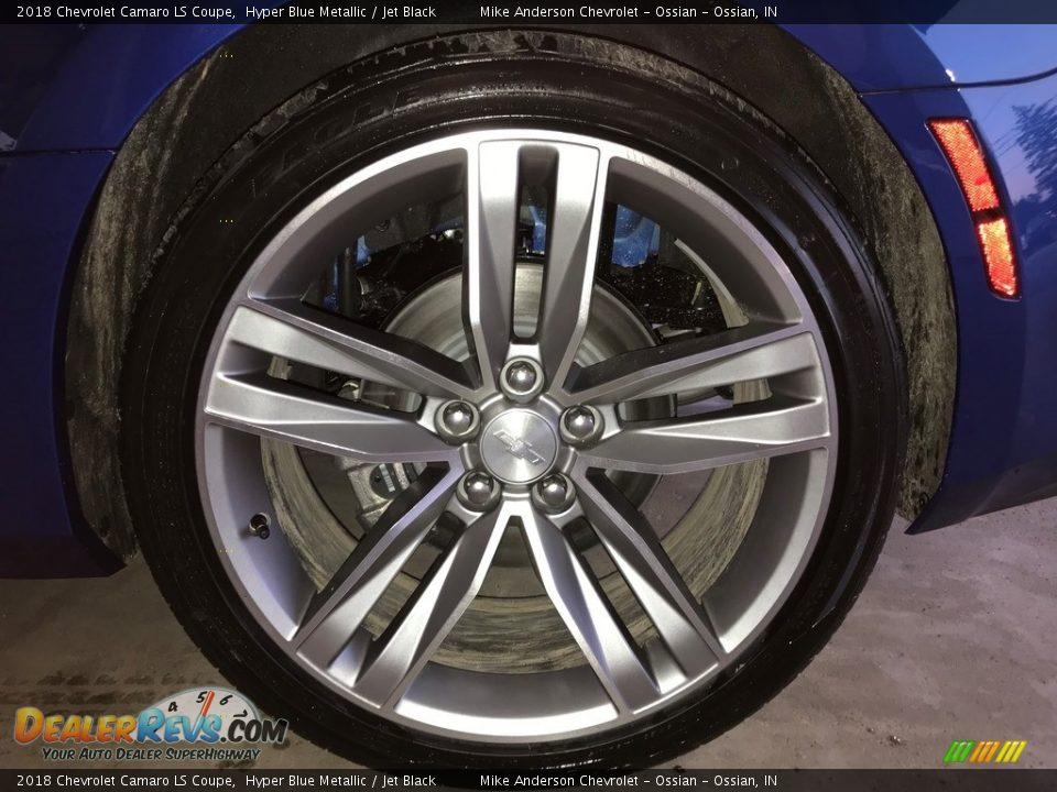 2018 Chevrolet Camaro LS Coupe Wheel Photo #6
