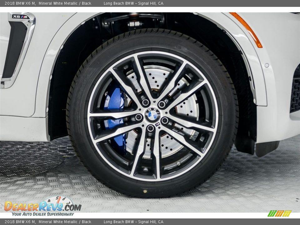 2018 BMW X6 M  Wheel Photo #9