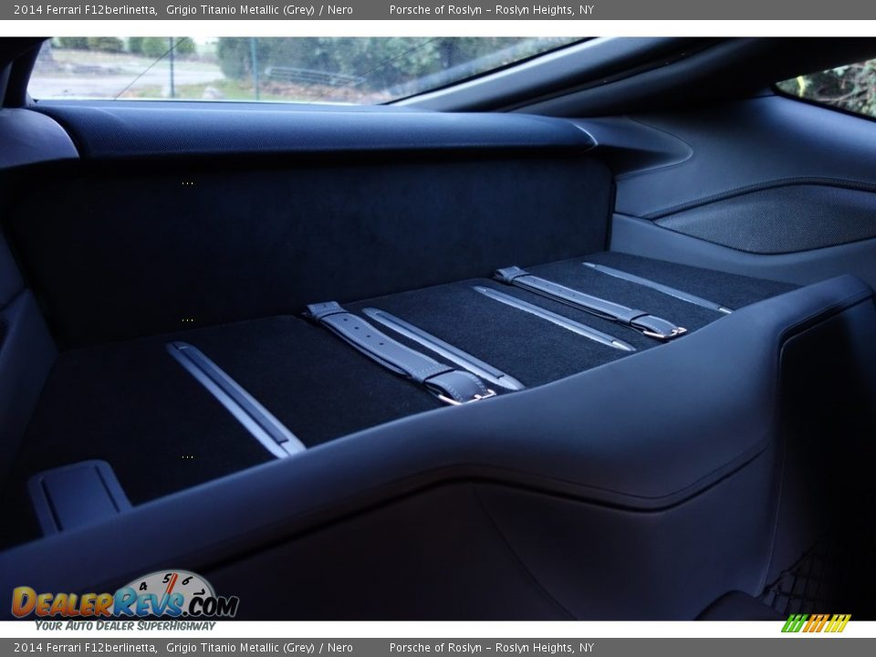 2014 Ferrari F12berlinetta  Trunk Photo #23