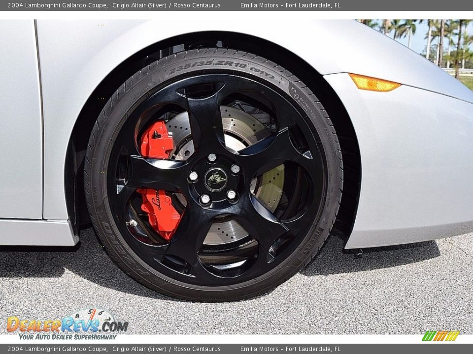 2004 Lamborghini Gallardo Coupe Wheel Photo #21