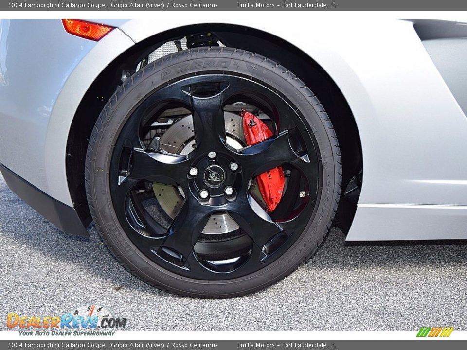 2004 Lamborghini Gallardo Coupe Wheel Photo #23