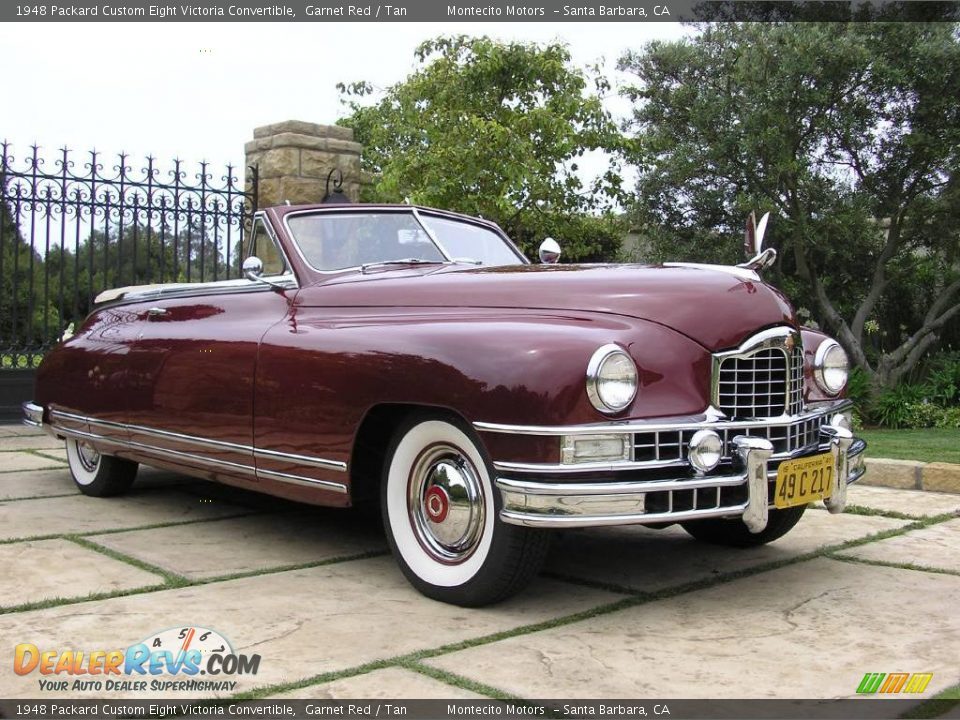 Gmc Dealer Scottsdale >> Packard 1948.html | Autos Post