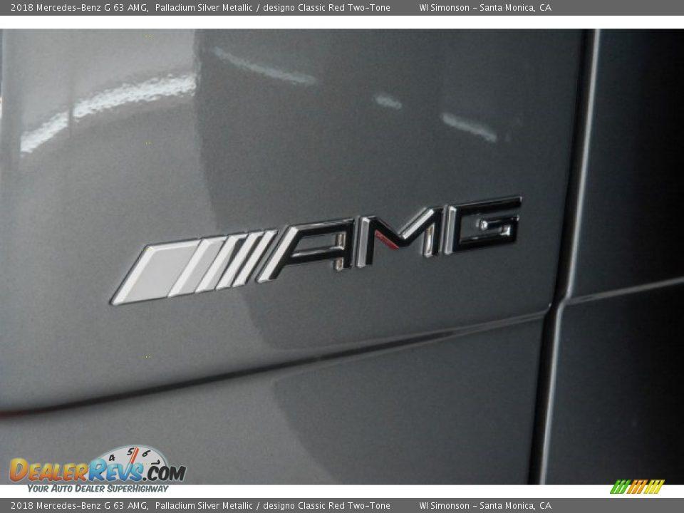 2018 Mercedes-Benz G 63 AMG Logo Photo #32
