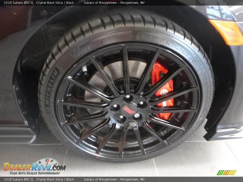 2018 Subaru BRZ tS Wheel Photo #2