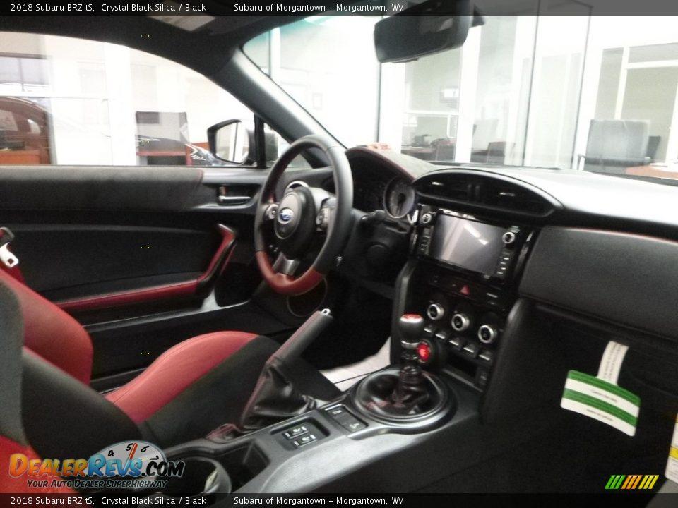 Dashboard of 2018 Subaru BRZ tS Photo #10