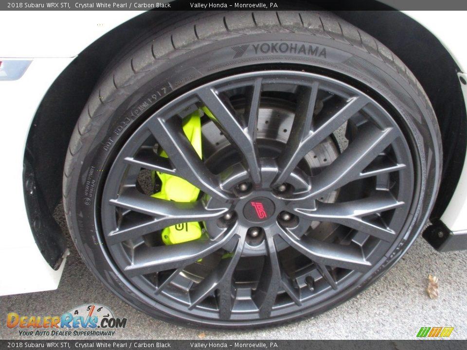 2018 Subaru WRX STI Wheel Photo #6