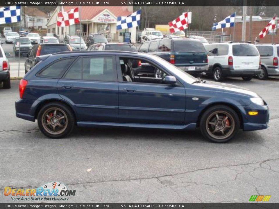 Blue Car  2002