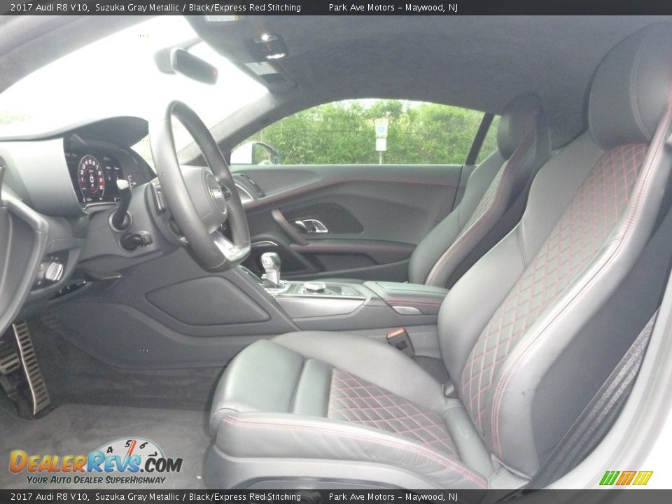 Front Seat of 2017 Audi R8 V10 Photo #13