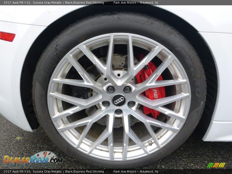 2017 Audi R8 V10 Wheel Photo #19