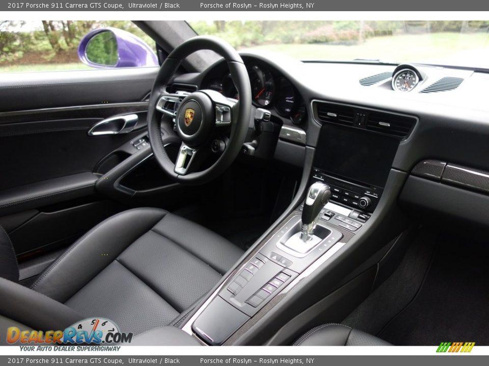 2017 Porsche 911 Carrera GTS Coupe Ultraviolet / Black Photo #14