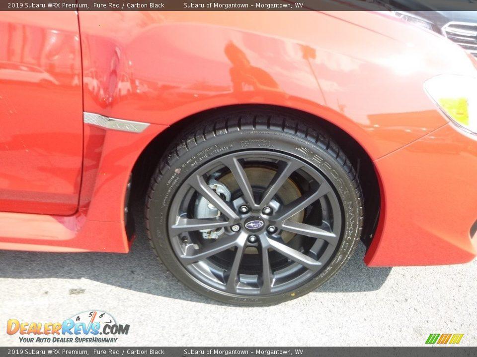 2019 Subaru WRX Premium Wheel Photo #2