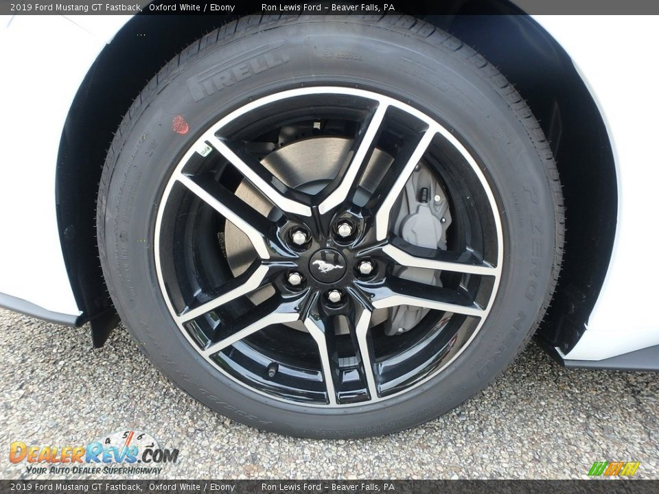 2019 Ford Mustang GT Fastback Wheel Photo #10