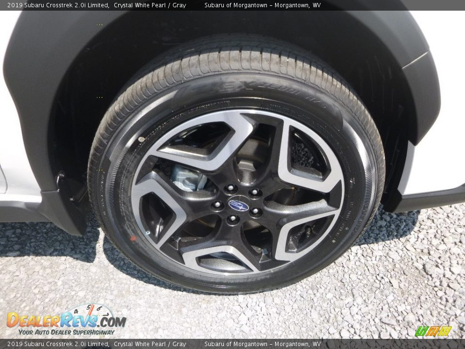 2019 Subaru Crosstrek 2.0i Limited Wheel Photo #2