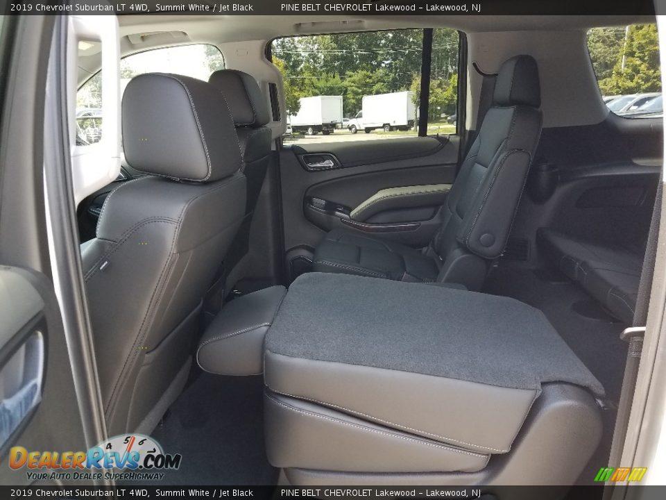 2019 Chevrolet Suburban LT 4WD Summit White / Jet Black Photo #6