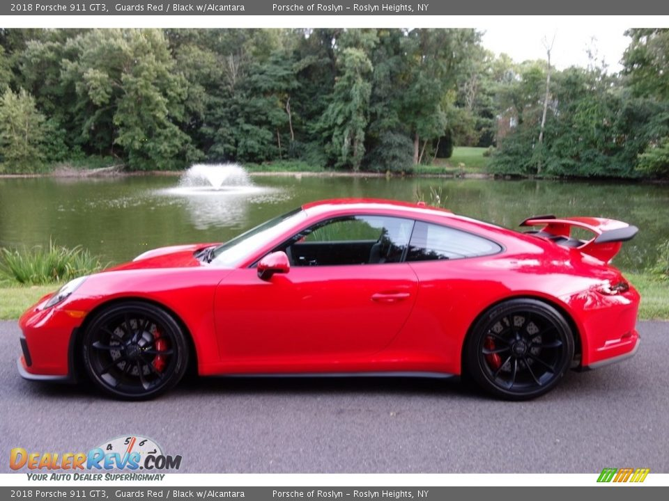 Guards Red 2018 Porsche 911 GT3 Photo #3