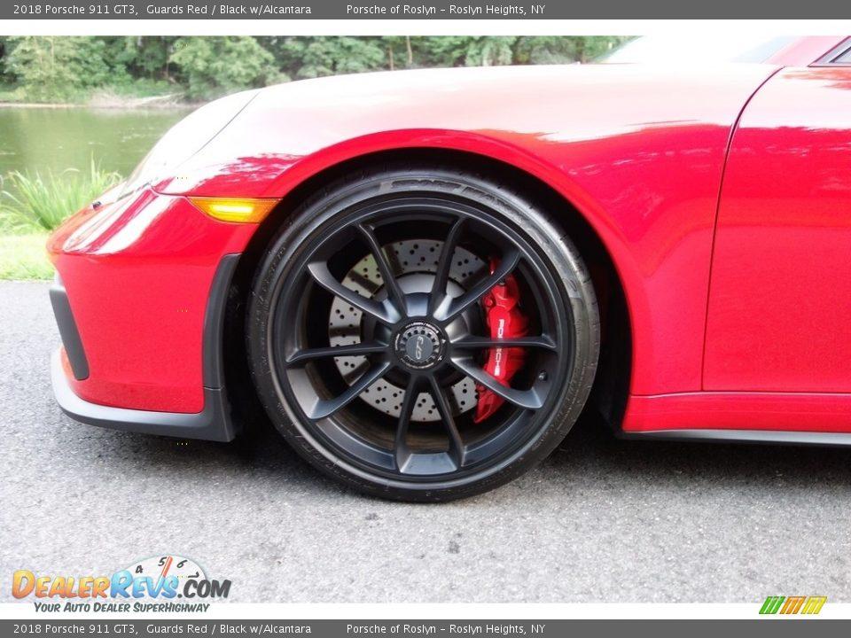 2018 Porsche 911 GT3 Wheel Photo #9