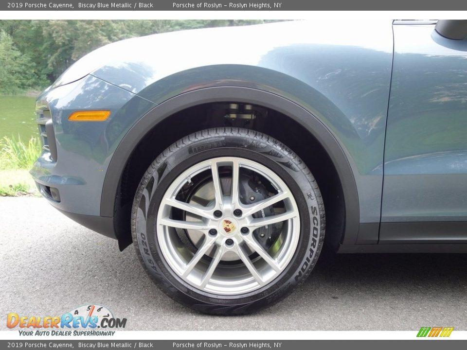 2019 Porsche Cayenne  Wheel Photo #9