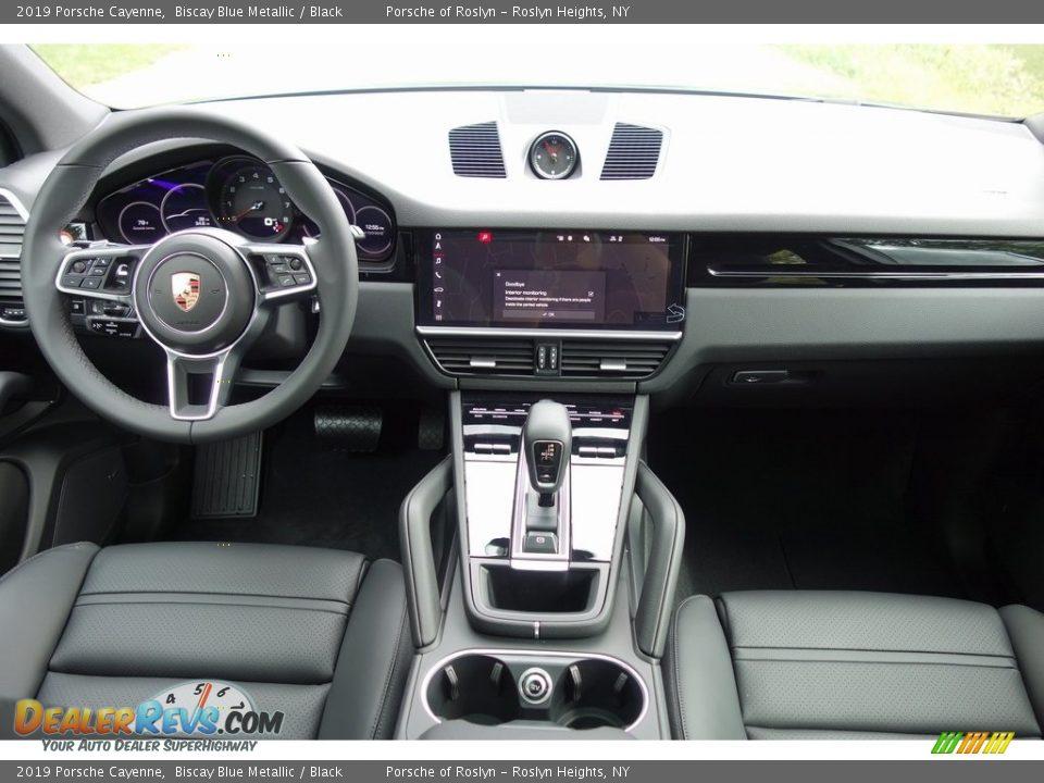 Dashboard of 2019 Porsche Cayenne  Photo #14