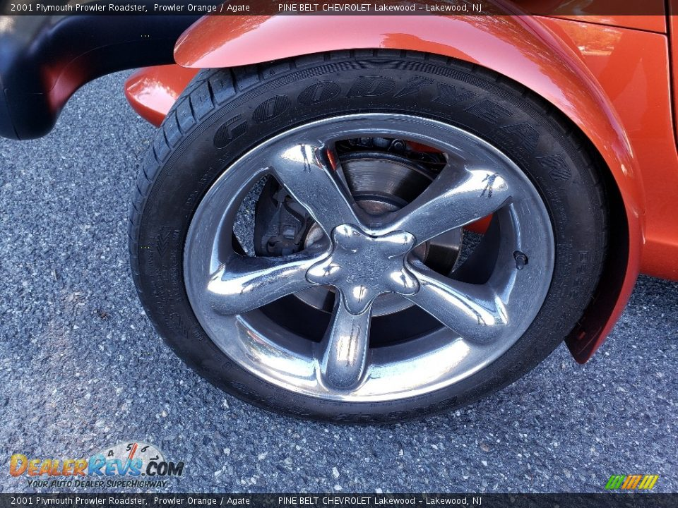 2001 Plymouth Prowler Roadster Wheel Photo #19