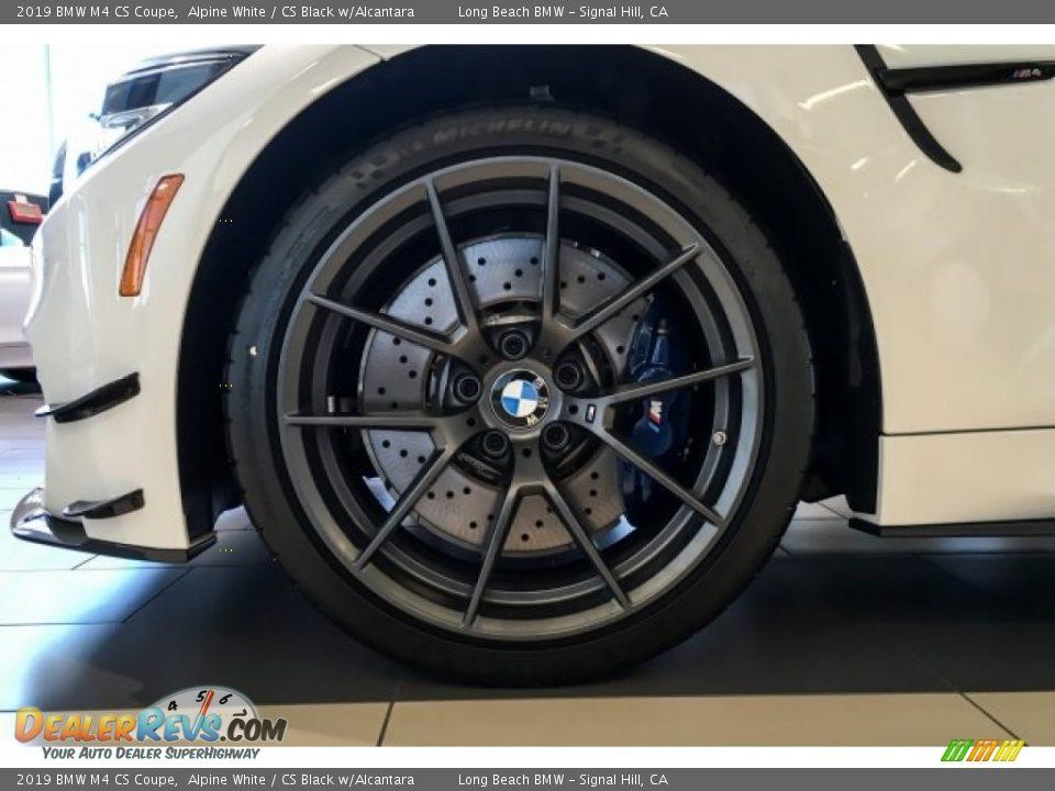 2019 BMW M4 CS Coupe Wheel Photo #8