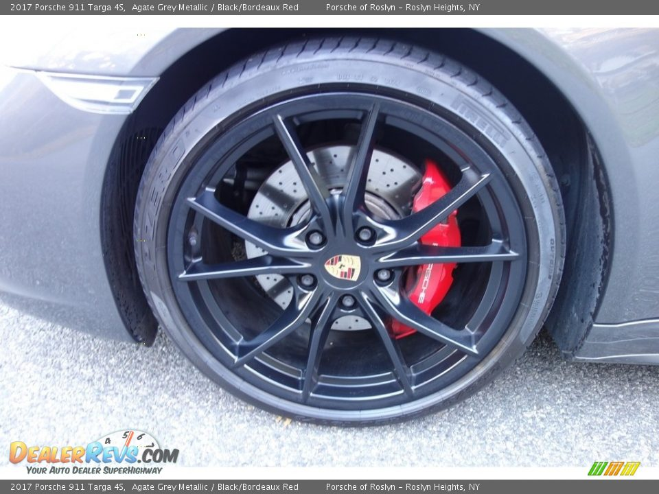 2017 Porsche 911 Targa 4S Wheel Photo #10
