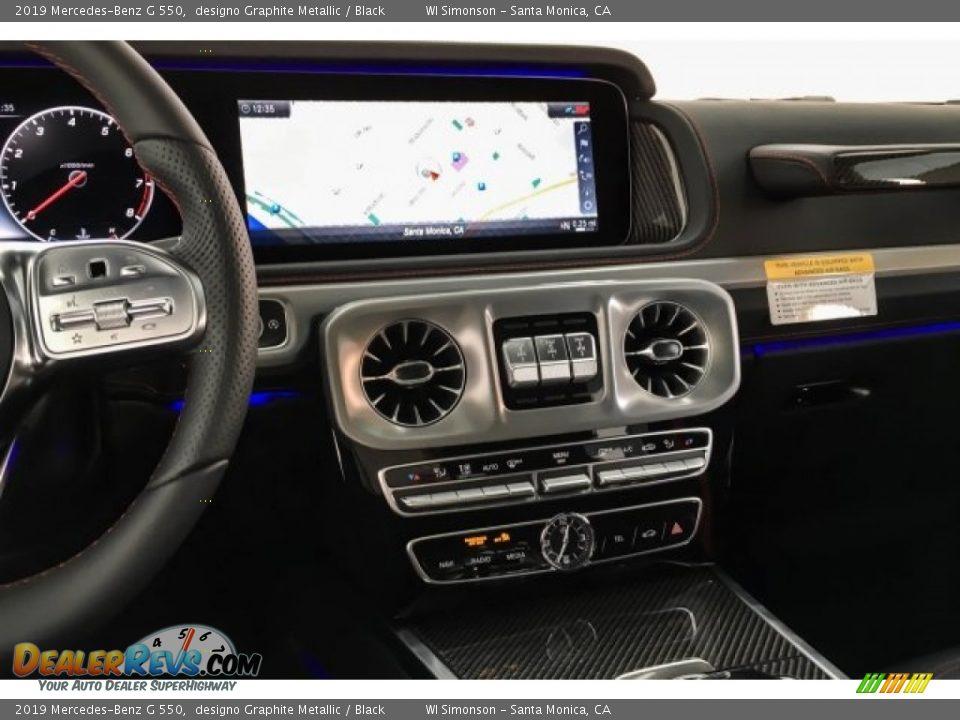 Navigation of 2019 Mercedes-Benz G 550 Photo #5