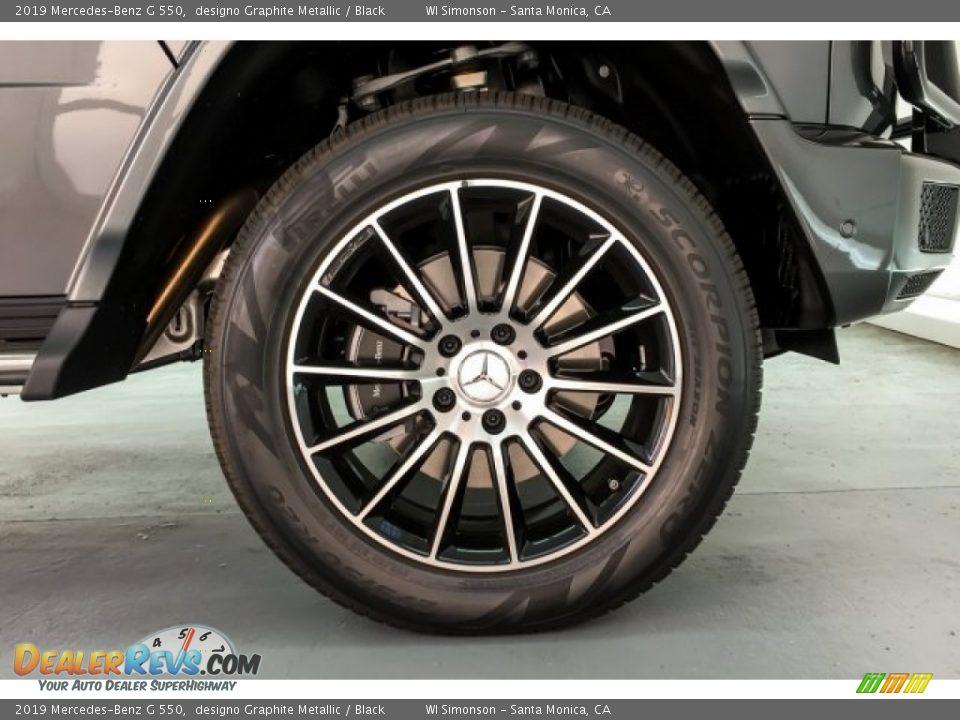 2019 Mercedes-Benz G 550 Wheel Photo #8