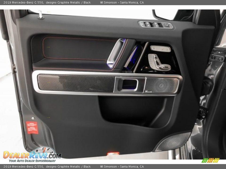 Door Panel of 2019 Mercedes-Benz G 550 Photo #26