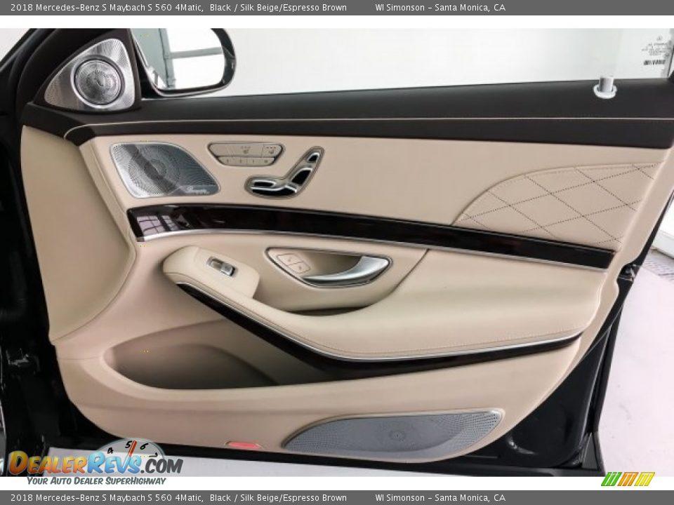 Door Panel of 2018 Mercedes-Benz S Maybach S 560 4Matic Photo #31