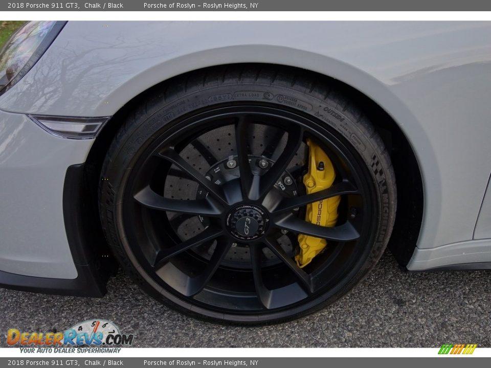 2018 Porsche 911 GT3 Wheel Photo #11