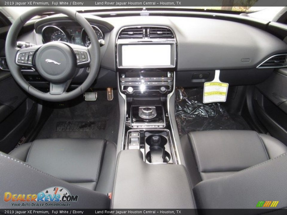 Dashboard of 2019 Jaguar XE Premium Photo #4