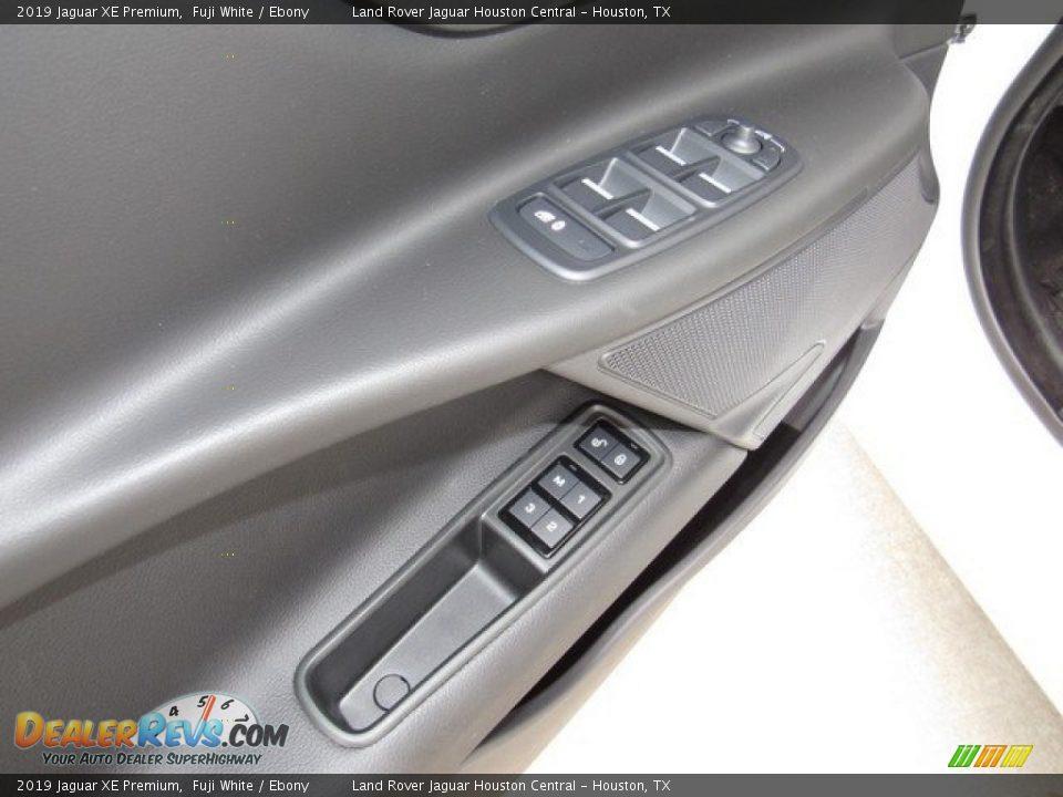 Controls of 2019 Jaguar XE Premium Photo #24