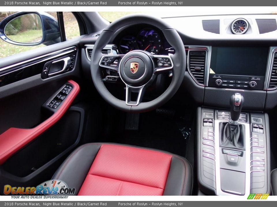 Dashboard of 2018 Porsche Macan  Photo #13