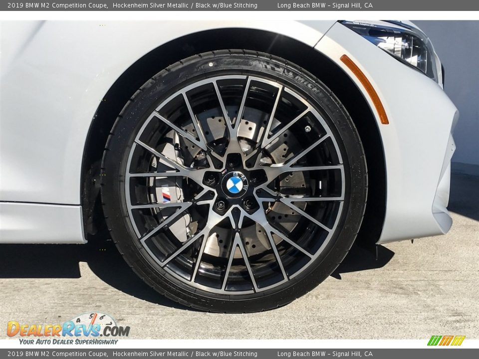 2019 BMW M2 Competition Coupe Wheel Photo #9