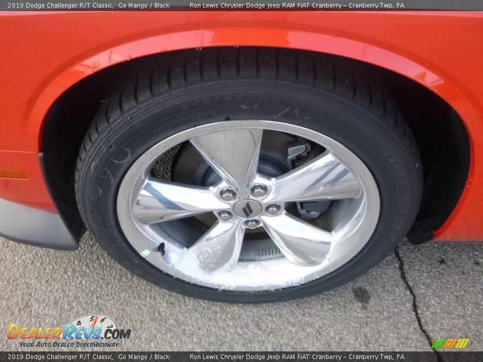 2019 Dodge Challenger R/T Classic Wheel Photo #2