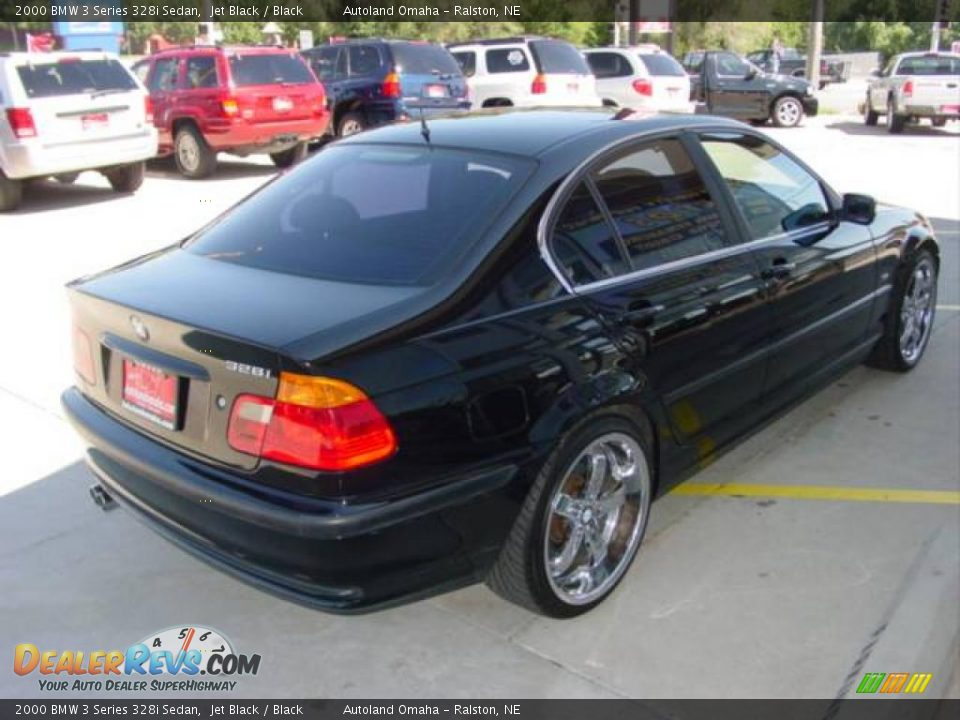 2000 bmw 3 series 328i sedan jet black black photo 12. Black Bedroom Furniture Sets. Home Design Ideas