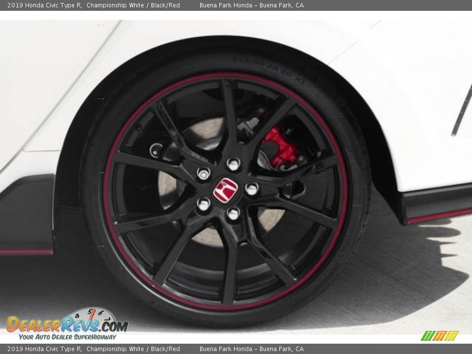 2019 Honda Civic Type R Wheel Photo #15