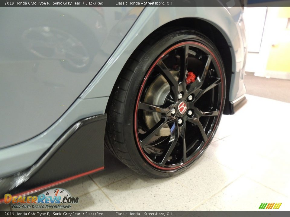 2019 Honda Civic Type R Wheel Photo #6