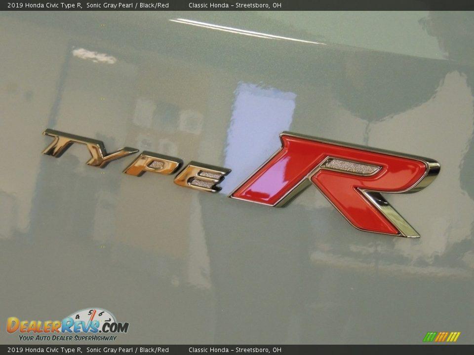 2019 Honda Civic Type R Logo Photo #10