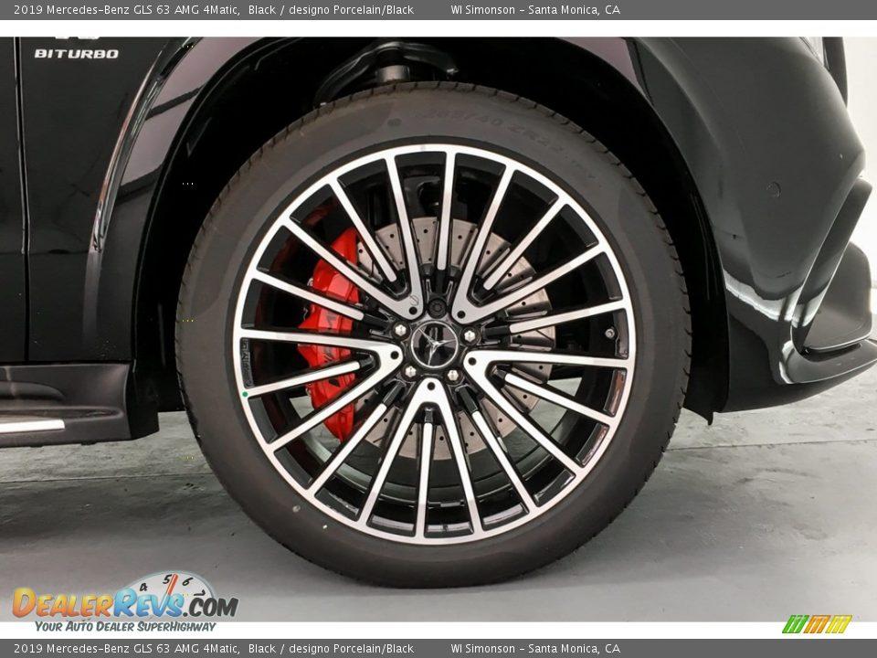2019 Mercedes-Benz GLS 63 AMG 4Matic Wheel Photo #9