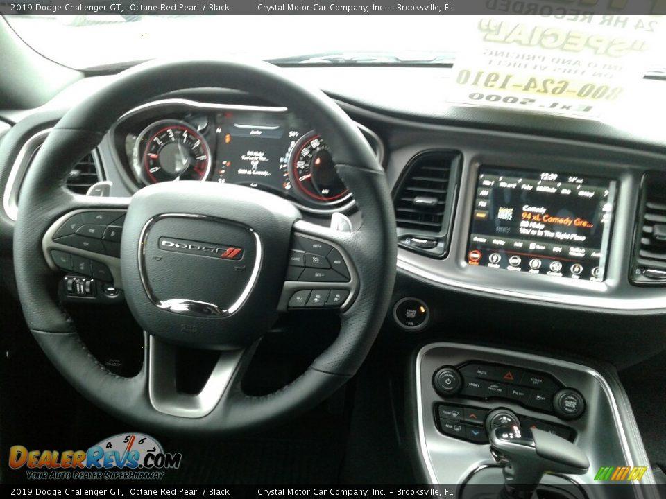Dashboard of 2019 Dodge Challenger GT Photo #13