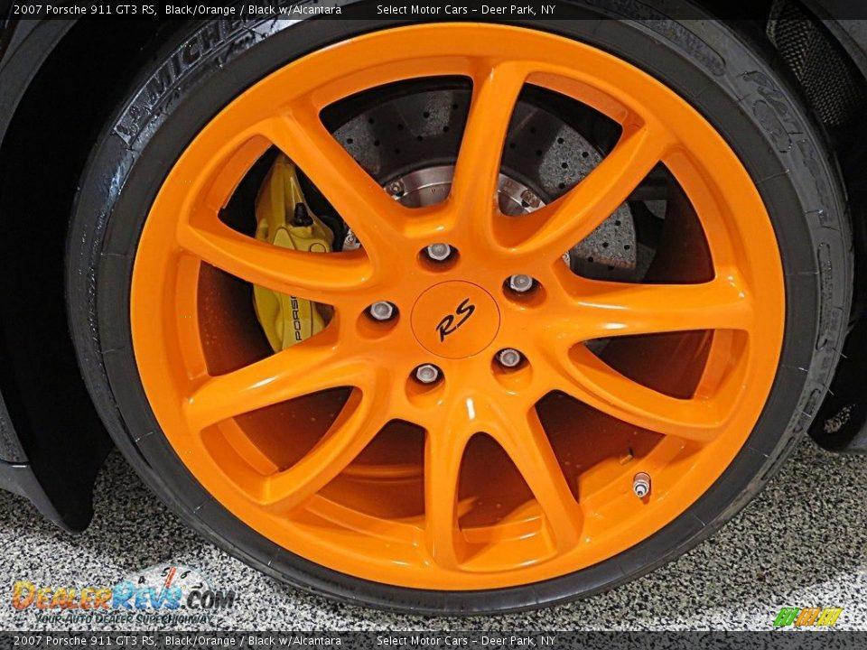 2007 Porsche 911 GT3 RS Wheel Photo #14