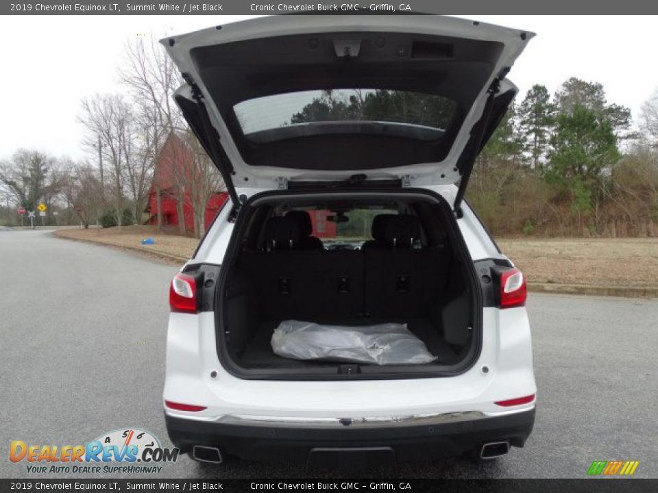 2019 Chevrolet Equinox LT Summit White / Jet Black Photo #23