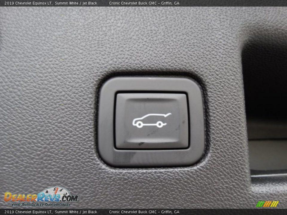 2019 Chevrolet Equinox LT Summit White / Jet Black Photo #24
